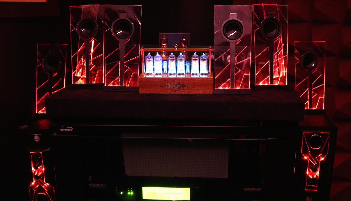 Bass Pulse speakers