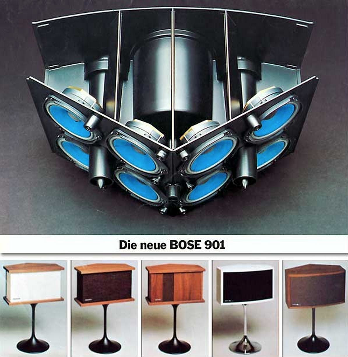 Bose 901 Das Marketing