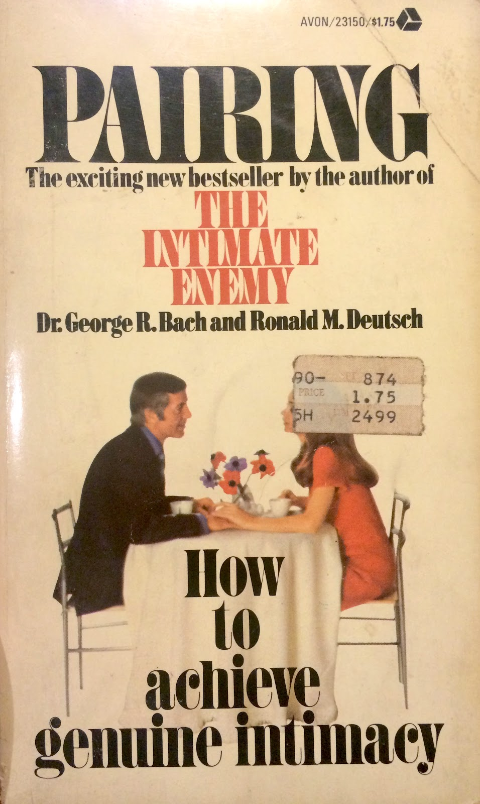 Book cover: Pairing - The Ultimate Intimacy